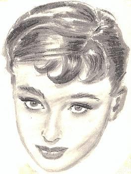 Alex Rahav - Audrey Hepburn
