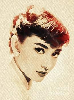 John Springfield - Audrey Hepburn, Hollywood Legend