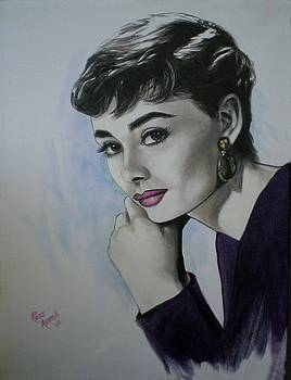 Audrey by Ross Aberle