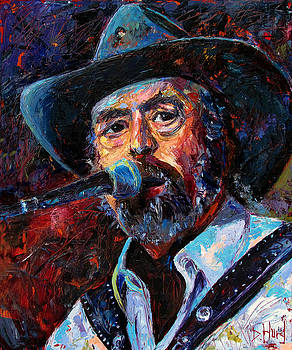 Augie Meyers by Debra Hurd