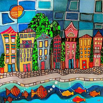 August by Dora Ficher