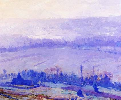 August Noon by Guy Rose