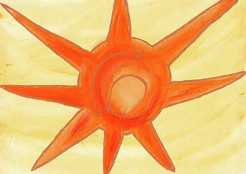 August Sun by Lorraine