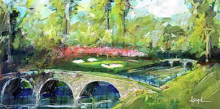 Augusta 12th by Dave Baysden