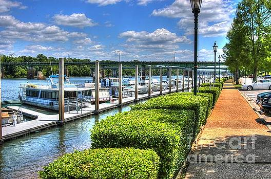 Augusta River Walk 03 by Donald Williams