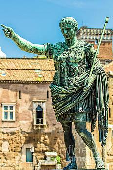 Julian Starks - Augustus Statue