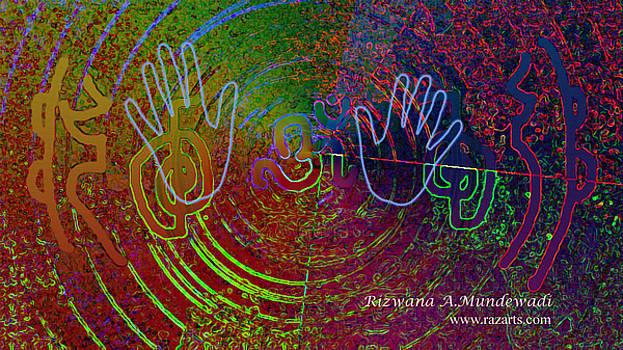 Rizwana Mundewadi - Aum 65 healing Hands