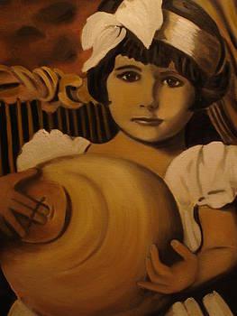 Aunt Valerie by Linda Mungerson