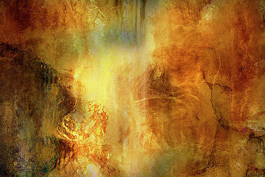 Auric Dawn - Abstract Art by Jaison Cianelli