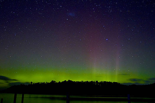 Aurora Australia Trial Bay Tasmania 19 March 2015 by Odille Esmonde-Morgan
