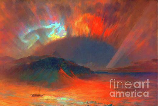 Aurora Borealis by D Fessenden
