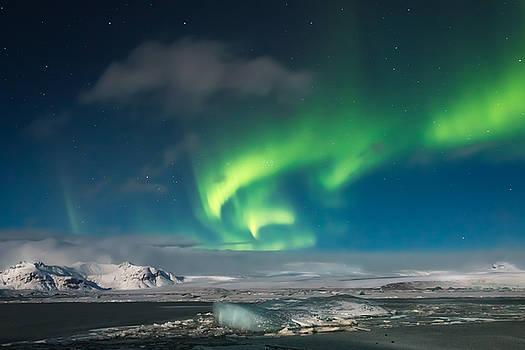 Aurora Borealis by Susan Leonard