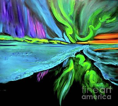 Aurora by Jenny Lee