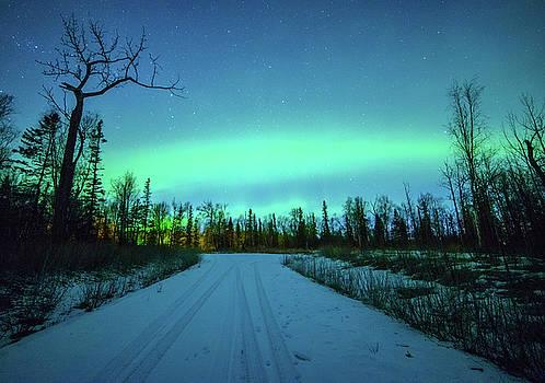 Aurora Warm Up by Ron Day