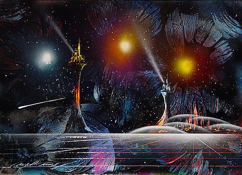 Auroras by Angel Ortiz