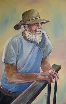 Aussie Farmer by Shirley Roma Charlton