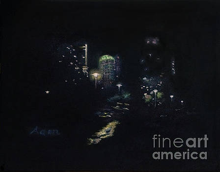 Felipe Adan Lerma - Austin Downtown West of Shoal Creek Trail