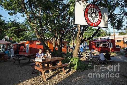 Herronstock Prints - Austin enjoying a retail boom as Eastside Food Trailer Parks gain national acclaim in East Austin