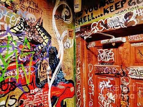 Austin Graffiti One by Chuck Taylor