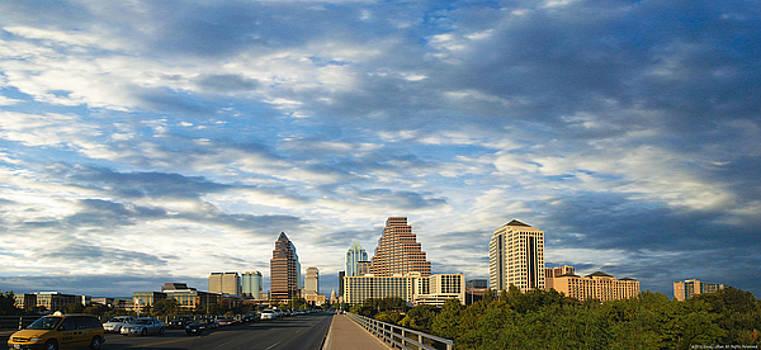 Austin Skyline 2014 by Doug LaRue