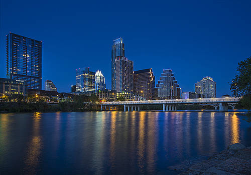 Austin Texas by Greg Grupenhof