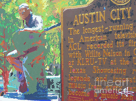 Austin Willie - My Heroes Have Always Been... by Kelly Hartman