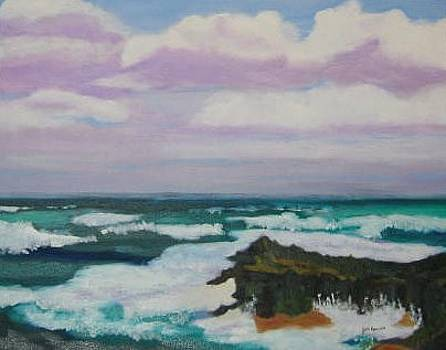 Australian Coast by Joan Wallace Reeves