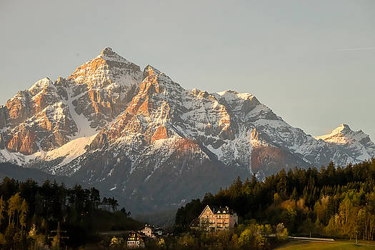 Austrian Sunrise by Denise Darby
