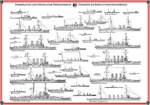 Austro-Hungarian Navy by The Collectioner