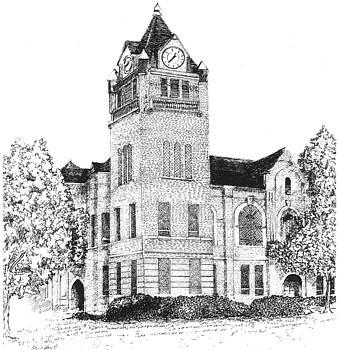 Autauga County Courthouse by Barney Hedrick