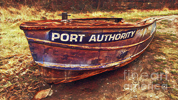 Authority by Debbie Parker