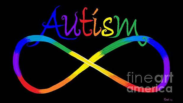 Autism Infinity Spectrum by Nick Gustafson