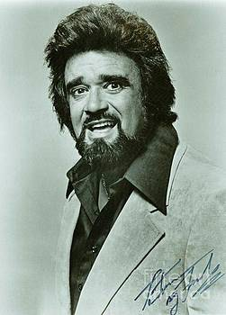 Autographed Wolfman Jack by Pd