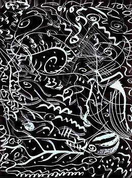 Automatic Drawing by Xoey HAWK