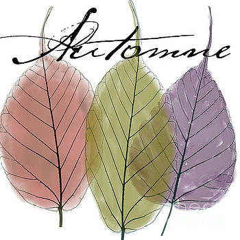 Automne by Mindy Sommers