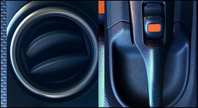 AUtomobile Abstracts by Marlene Burns