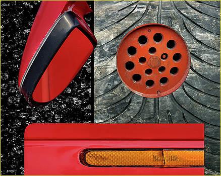 Nikolyn McDonald - Automotive Collage