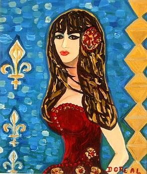 Autoportrait by Carmen Doreal