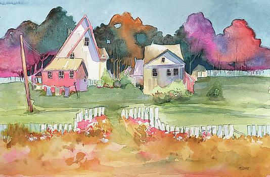 Autummn Landscape by Shane Guinn
