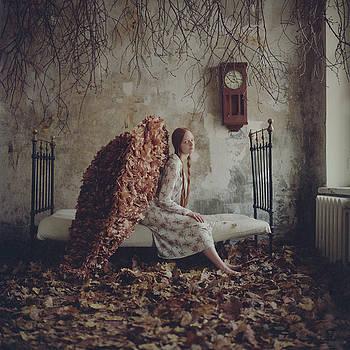 Autumn Angel by Anka Zhuravleva
