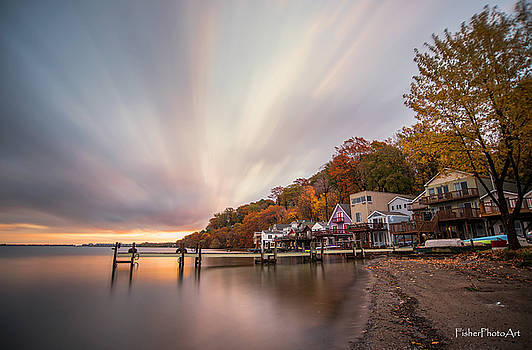 Autumn At Ferncliff by Brian Fisher