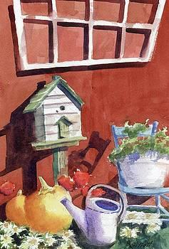 Autumn at Little Mader by Marsha Elliott