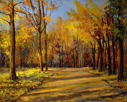 Autumn autumn by Julia Utiasheva