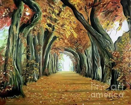 Derek Rutt - Autumn Avenue