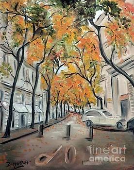 Derek Rutt - Autumn Avenue II