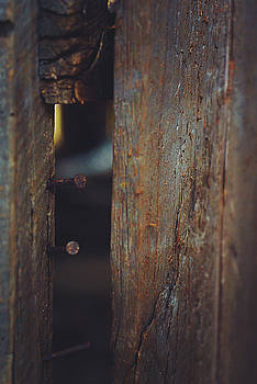 Autumn Barn 2 by Megan Swormstedt