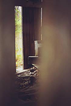 Autumn Barn 3 by Megan Swormstedt