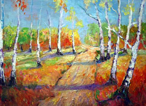 Autumn by Benjamin Johnson