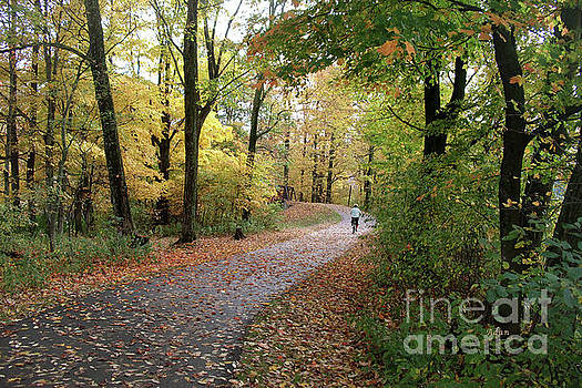 Felipe Adan Lerma - Autumn Bicycling