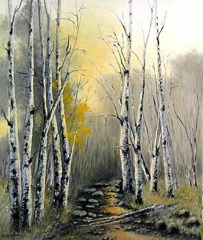 Autumn by Boris Garibyan